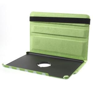 Cyrc otočné pouzdro na iPad mini 4 - zelené - 7