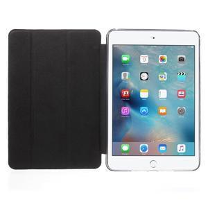 Trifold trojpolohové pouzdro na tablet iPad mini 4 - černé - 7