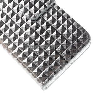 Cool style pouzdro na iPhone 6s a iPhone 6 - stříbrné - 7