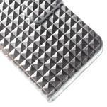 Cool style pouzdro na iPhone 6s a iPhone 6 - stříbrné - 7/7