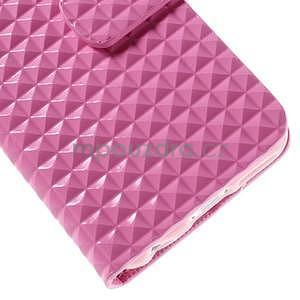 Cool style pouzdro na iPhone 6s a iPhone 6 - růžové - 7