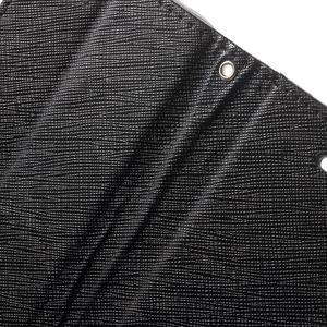 Cross PU kožené pouzdro na iPhone SE / 5s / 5 - černé - 7