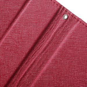 Cross PU kožené pouzdro na iPhone SE / 5s / 5 - červené - 7
