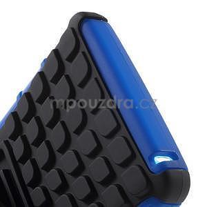 Odolné pouzdro na Lenovo K3 Note a Lenovo A7000 - modré - 7