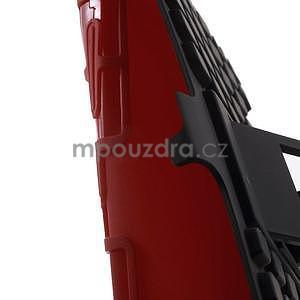 Odolné pouzdro na Lenovo K3 Note a Lenovo A7000 - červené - 7