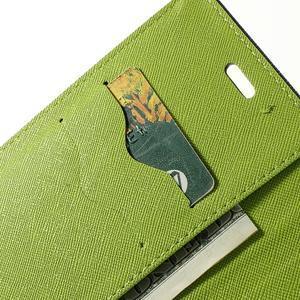 Mr. Goos peněženkové pouzdro na Sony Xperia M2 - tmavěmodré - 7