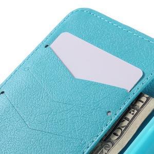 Peněženkové pouzdro na mobil Samsung Galaxy A3 (2016) - slon - 7