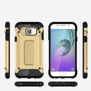 Extreme outdoor kryt 2v1 na mobil Samsung Galaxy A3 (2016) - zlatý - 7