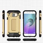 Extreme outdoor kryt 2v1 na mobil Samsung Galaxy A3 (2016) - zlatý - 7/7