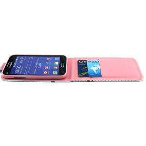 Flipové pouzdro na mobil Samsung Galaxy Core Prime - nepřestávej snít - 7