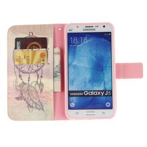 Standy peněženkové pouzdro na Samsung Galaxy J5 - dream - 7