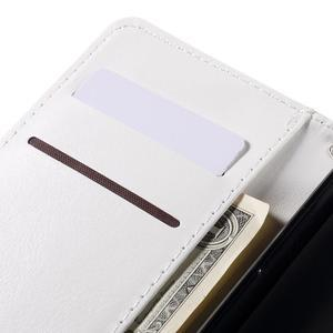 Peněženkové pouzdro na mobil Samsung Galaxy J5 - bílé - 7