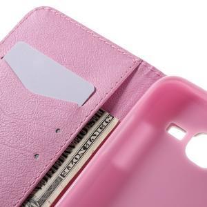 Dairy peněženkové pouzdro na Samsung Galaxy J5 - ptáčci - 7