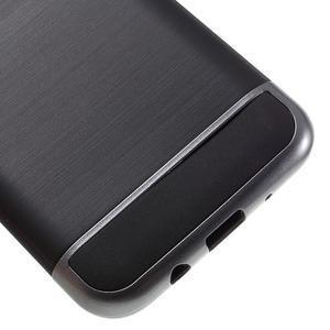 Odolný obal na mobil Samsung Galaxy J5 - šedý - 7