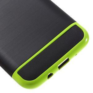 Odolný obal na mobil Samsung Galaxy J5 - zelený - 7