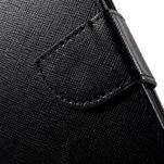 Crossy koženkové pouzdro na Samsung Galaxy J5 - černé - 7/7