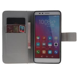 Style peněženkové pouzdro na Samsung Galaxy J5 (2016) - geo tvary - 7