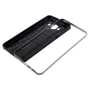Hybridní obal 2v1 na mobil Samsung Galaxy J5 (2016) - šedý - 7