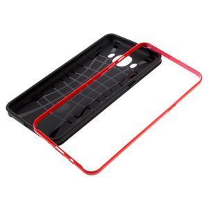 Hybridní obal 2v1 na mobil Samsung Galaxy J5 (2016) - červený - 7