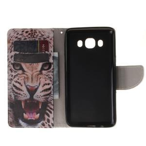 Pictures pouzdro na mobil Samsung Galaxy J5 (2016) - leopard - 7