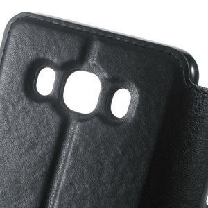 Royal pouzdro s okýnkem na Samsung Galaxy J5 (2016) - černé - 7