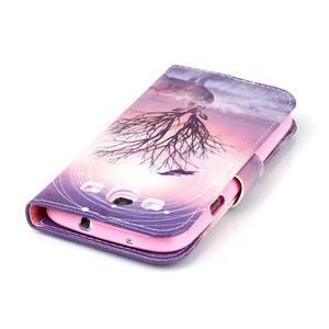 Emotive peněženkové pouzdro na Samsung Galaxy S3 - mystický jelen - 7