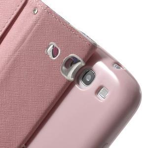 Funy pouzdro na mobil Samsung Galaxy S3 - malovaná vajíčka - 7