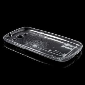 Ultratenký gelový obal na mobil Samsung Galaxy S3 - láska - 7