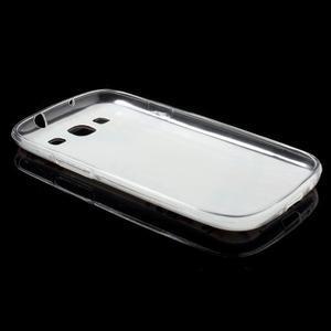 Ultratenký gelový obal na mobil Samsung Galaxy S3 - smile - 7