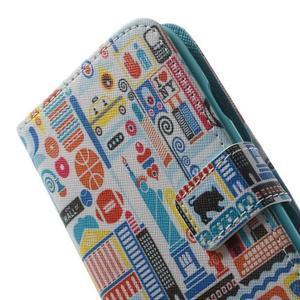 Knížečkové pouzdro na Samsung Galaxy S3 - New York - 7