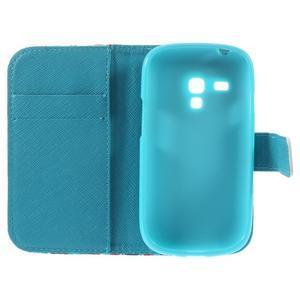 Knížkové pouzdro na mobil Samsung Galaxy S3 mini - New York - 7
