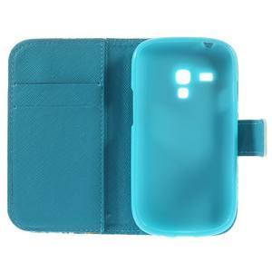 Knížkové pouzdro na mobil Samsung Galaxy S3 mini - Londýn - 7