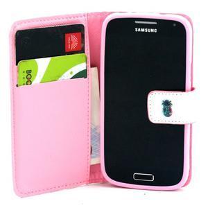 Pouzdro na mobil Samsung Galaxy S4 mini - kaleidoskop - 7