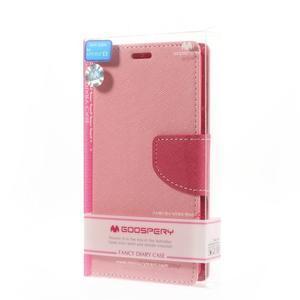 Richmercury pouzdro na mobil Sony Xperia E3 - růžové - 7