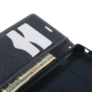 Richmercury pouzdro na mobil Sony Xperia E3 - azurové - 7