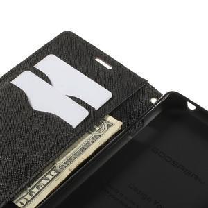 Richmercury pouzdro na mobil Sony Xperia E3 - hnědé - 7