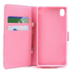 Pouzdro na mobil Sony Xperia M4 Aqua - lapač snů - 7