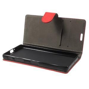Pouzdro na mobil Sony Xperia X Performance - červené - 7