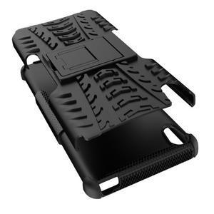 Outdoor odolný obal na mobil Sony Xperia XA - černý - 7