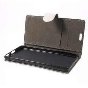 Cardy pouzdro na mobil Sony Xperia XA - bílé - 7