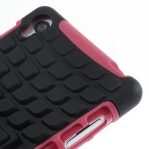 Outdoor ochranný kryt na mobil Sony Xperia Z3 - rose - 7