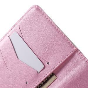 Emotive peněženkové pouzdro na Sony Xperia Z3 - sova - 7
