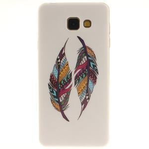 Silk gelový kryt na mobil Samsung Galaxy A3 (2016) - sexy girl - 7