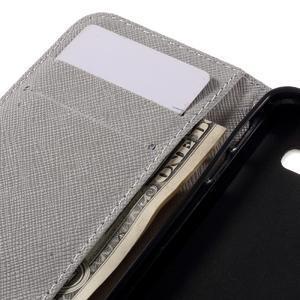 Standy peněženkové pouzdro na Samsung Galaxy A3 (2016) - grafity - 7
