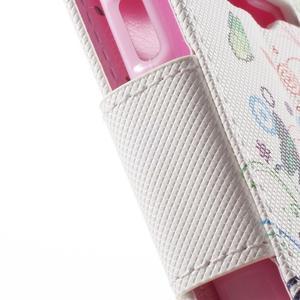 Peněženkové pouzdro na Samsung Galaxy Trend 2 Lite - motýlci - 7