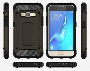Armory odolný obal na mobil Samsung Galaxy J1 (2016) - bronze - 7