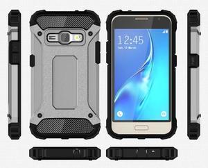 Armory odolný obal na mobil Samsung Galaxy J1 (2016) - šedý - 7