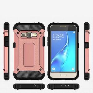 Armory odolný obal na mobil Samsung Galaxy J1 (2016) - růžovozlatý - 7