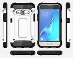 Armory odolný obal na mobil Samsung Galaxy J1 (2016) - bílý - 7/7