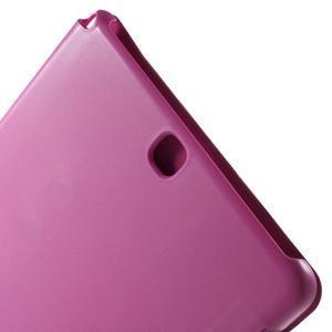 Trifold polohovatelné pouzdro na Samsung Galaxy Tab A 9.7 - rose - 7